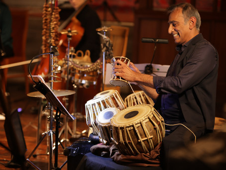 Introducing Kuljit Bhamra MBE: NW Live Arts Patron