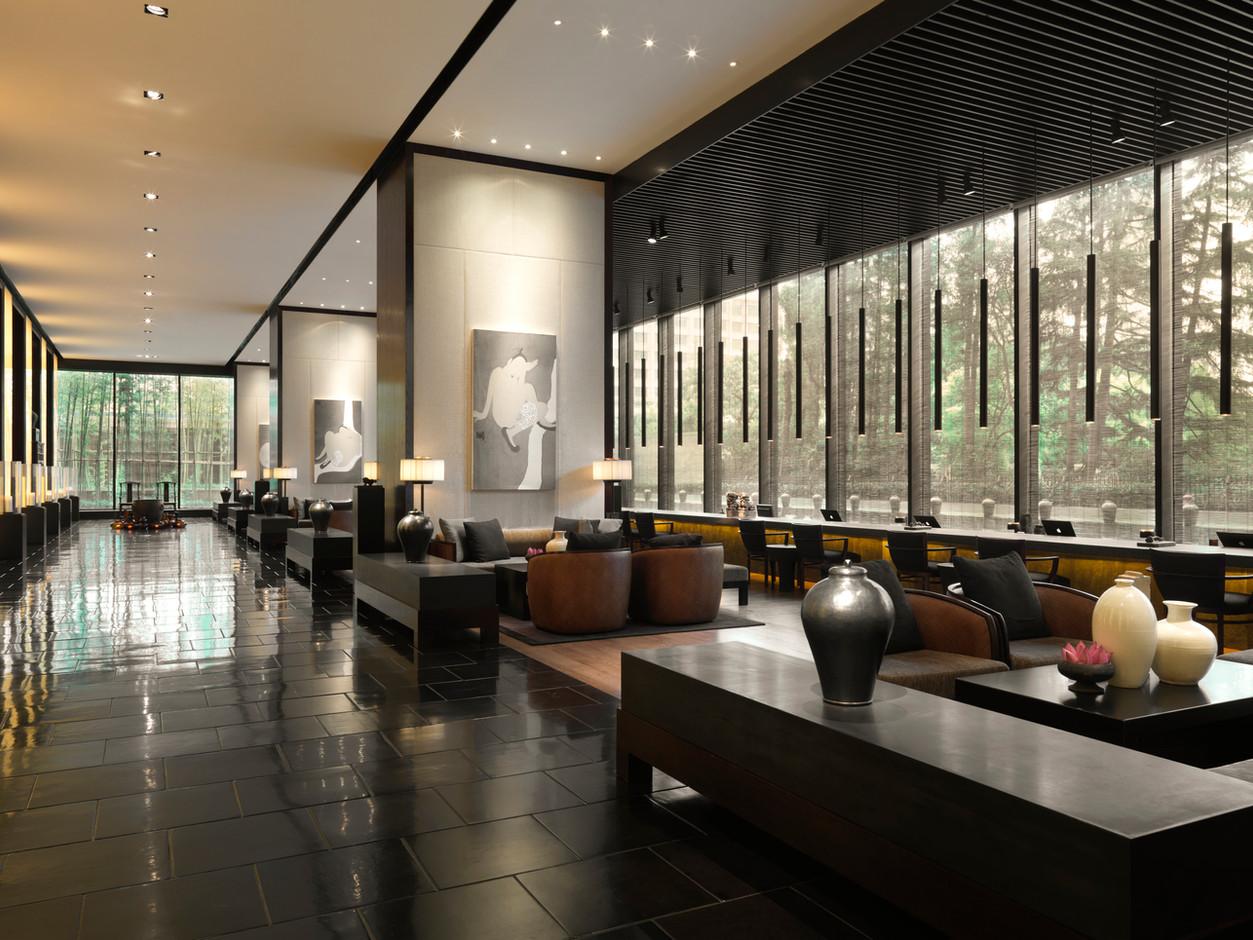 Puli Hotel, Shanghai