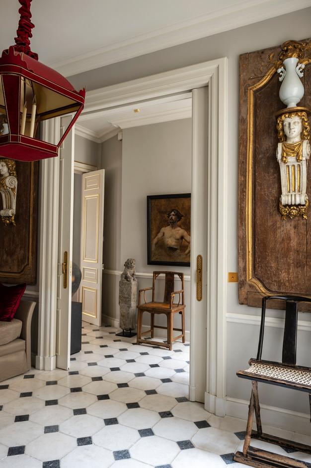 Paris Apartment, Saint Germain des Prés