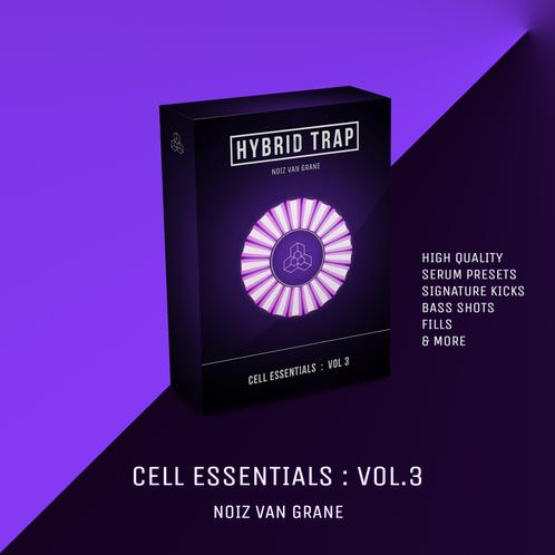 CELL Essentials : Vol 3 (NoiZ Van Grane)