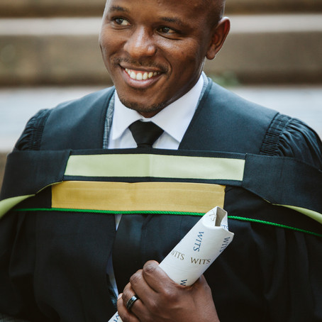 Sandile's Graduation