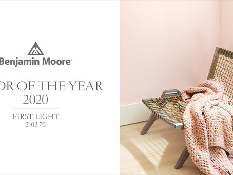 COLOR OF THE YEAR 2020 | First Light 2102-70