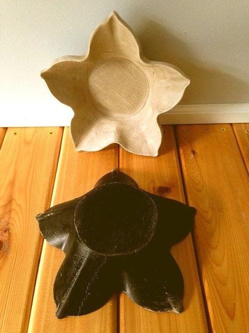 Star Bowl Mold