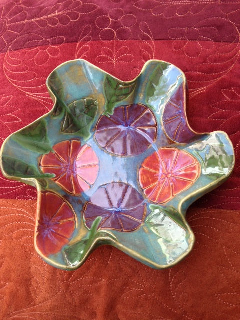 Stoneware Plate and Bowl Class