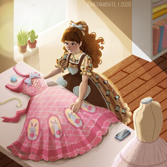 Rowan Lolita Seamstress.jpg