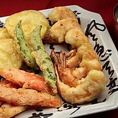 Овощи и морепродукты в темпуре 200 г