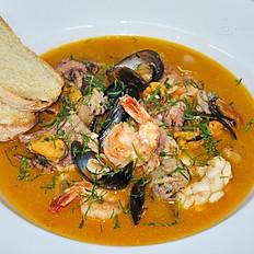 Суп с морепродуктами по-Тоскански 300г
