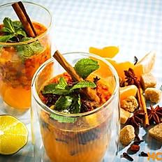 Согревающий цитрусовый чай 700 г