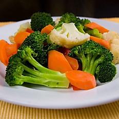Микс из овощей на пару 150 г