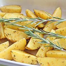 Картофель запечённый с розмарином 150 г