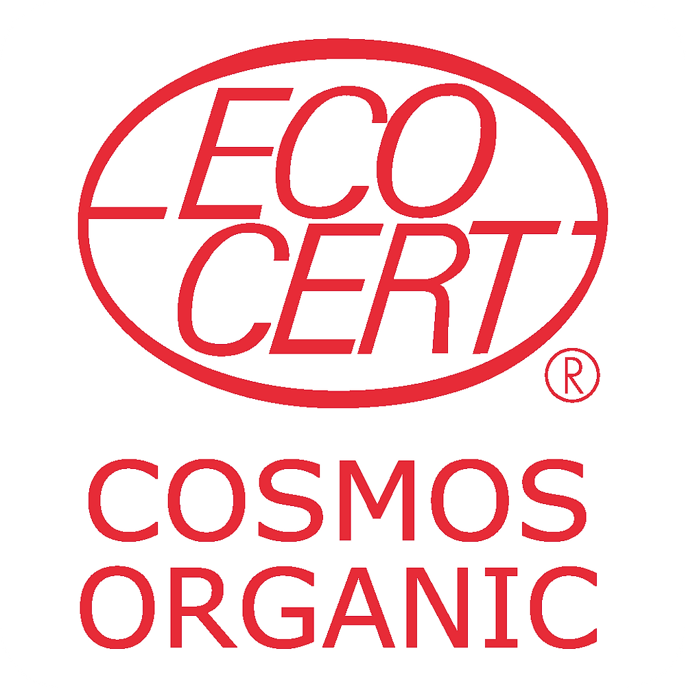 Cosmos Organic, Ecocert, Green Firebreak, packaging label, product label, reduce plastic