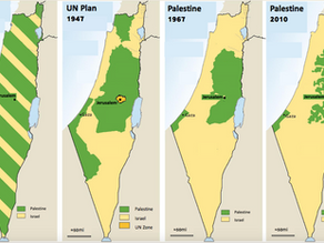 REFRAMING THE NARRATIVE: DIRECTING THE POLITICAL DISCOURSE OF THE ISRAEL-PALESTINE CONFLICT