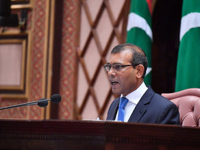 TA: Terrorist Threat in the Maldives following Mohamed Nasheed's Attempted Assassination