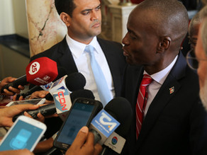 FLASH ALERT: ASSASSINATION OF HAITI'S PRESIDENT, JOVENEL MOÏSE