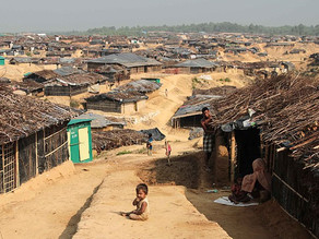 Forced Relocation of Rohingya Muslims in Bangladesh