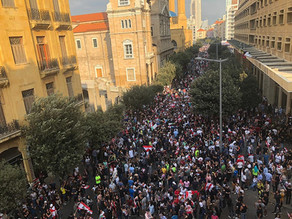 Security Brief: Lebanon Protests