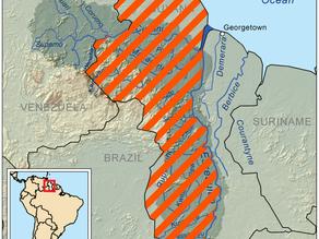 GUYANA-VENEZUELA BORDER DISPUTE