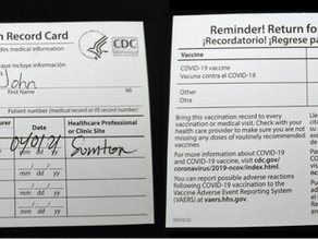 Threat Assessment: Disruptions to US COVID-19 Vaccinations and Recovery