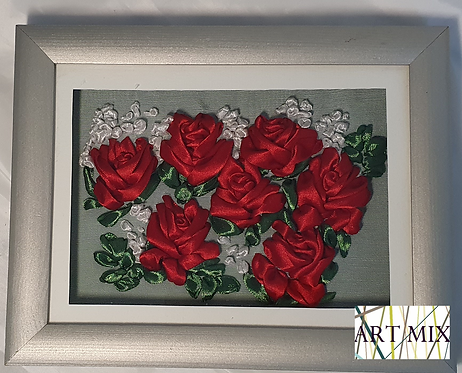 Seven Red Roses