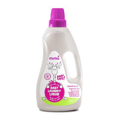 mimu laundry liquid