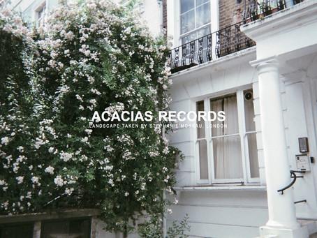 【13th.SHOP紹介】4. ACACIAS RECORDS/アパレル&グッズ/東京