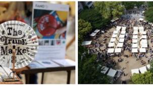「公園」から街を再生させる。話題の蚤の市イベント「The Trunk Market」