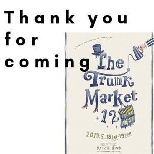 The Trunk Market 12tn---感謝御礼---