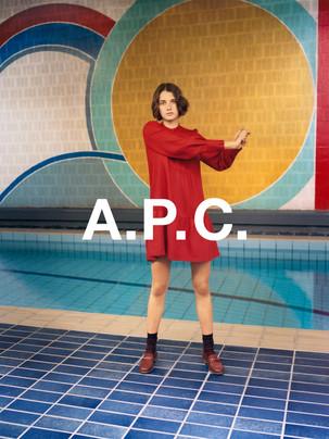 【10th.SHOP紹介】08. A.P.C./ファッション/PARIS