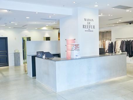 【12th.SHOP紹介】 29.MAISON DE REEFUR/ファッション/東京 30.GLOUGLOU REEFUR/カフェ/東京