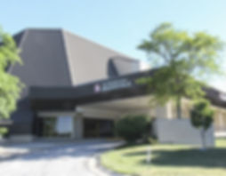 The Mendel Center_Mainstage_main entranc