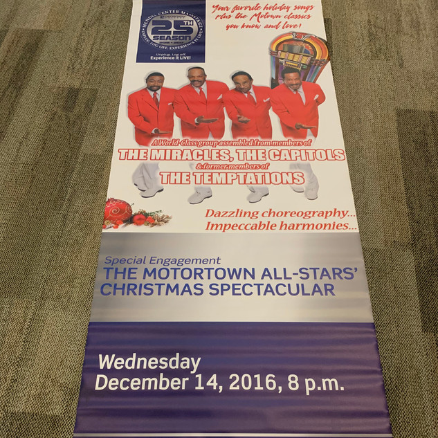 2016-2017 Motortown All-Stars' Christmas Spectacular