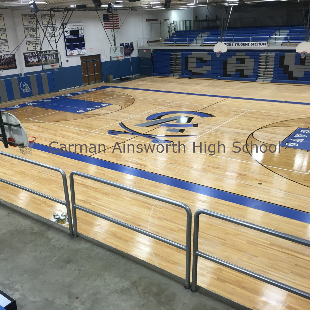 Carman Ainsworth High School