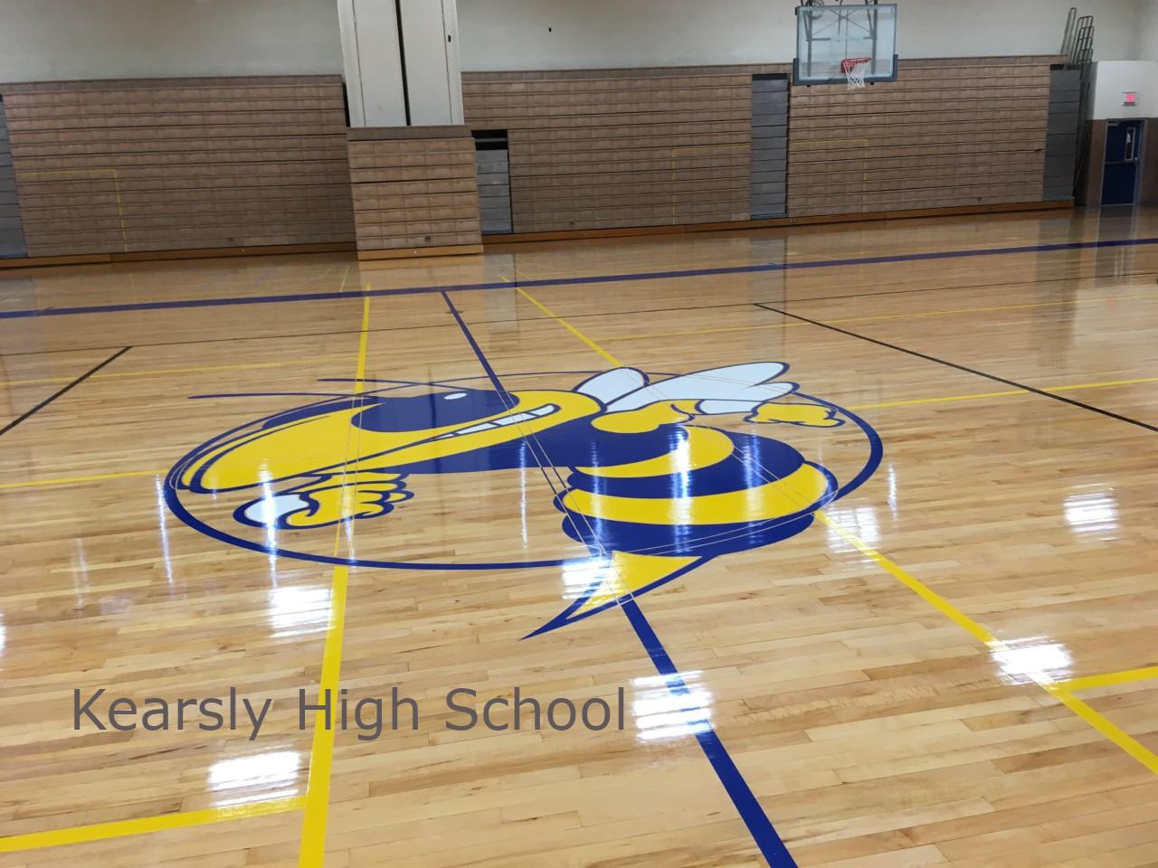 Kearsly High School 2