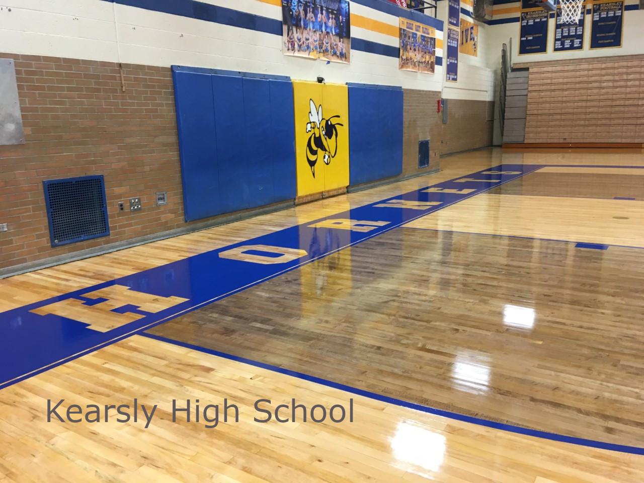 Kearsly High School