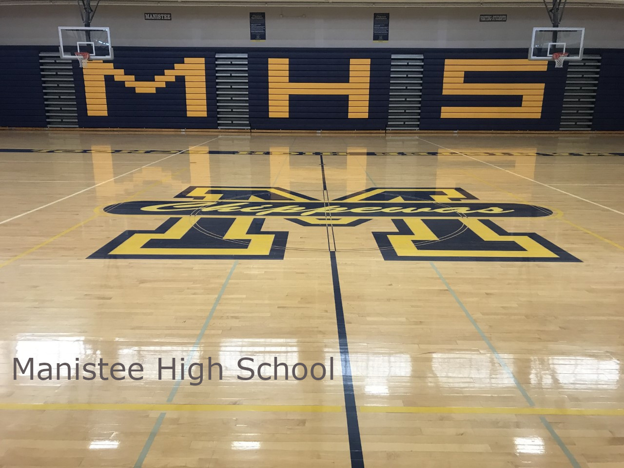 Manistee High School