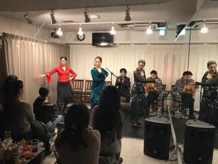 アリアーテ スタジオライブ#2(唄とギターと踊りの会vol.1)