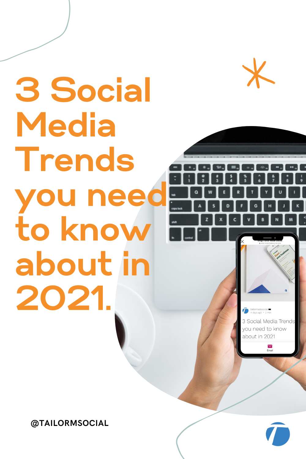 3 Social Media Trends You Need to know about in 2021 blog post image