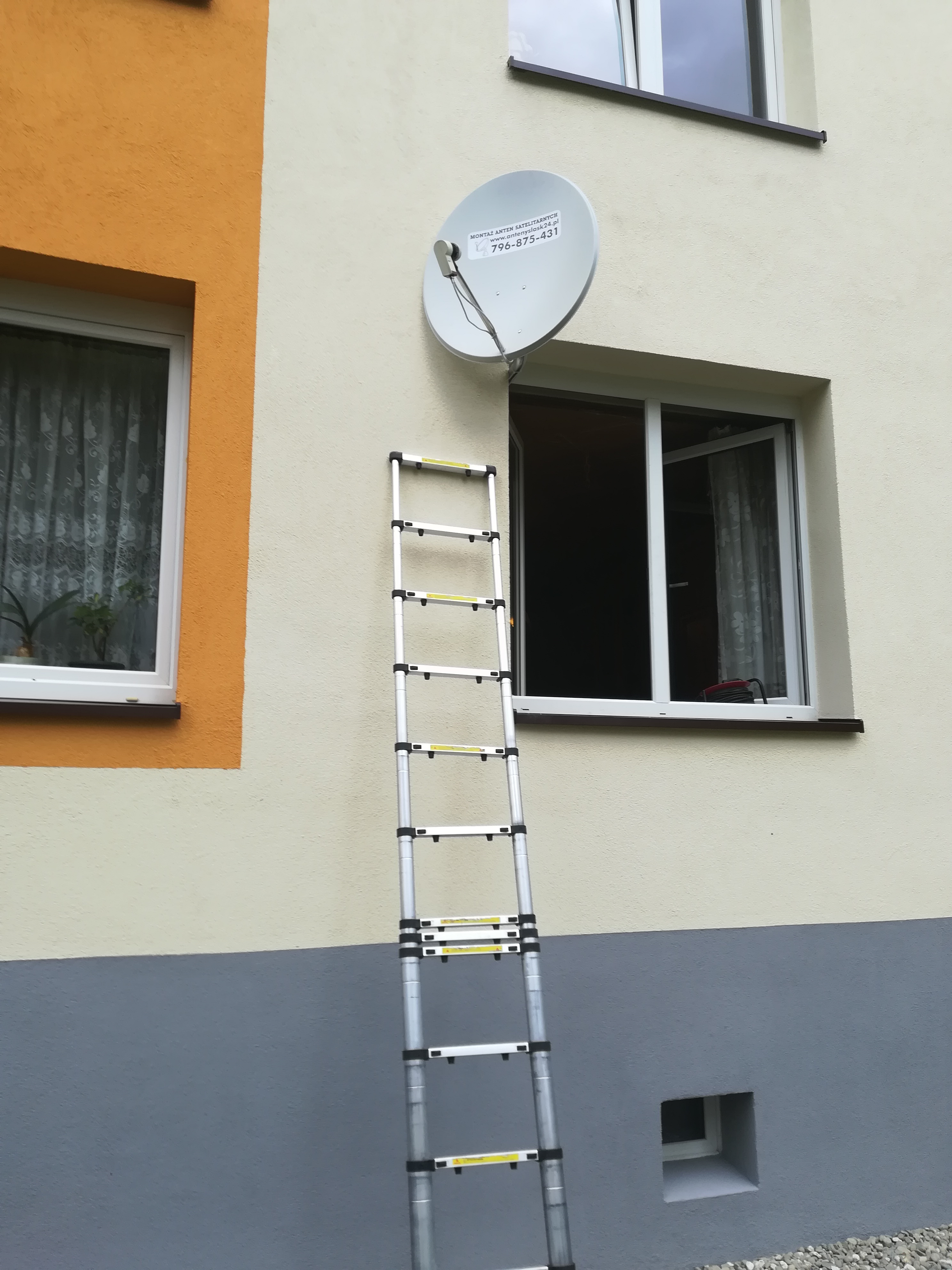 Nowa antena Zabrze
