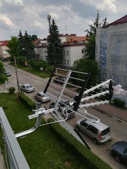 Antena naziemna Dąbrowa Górnicza