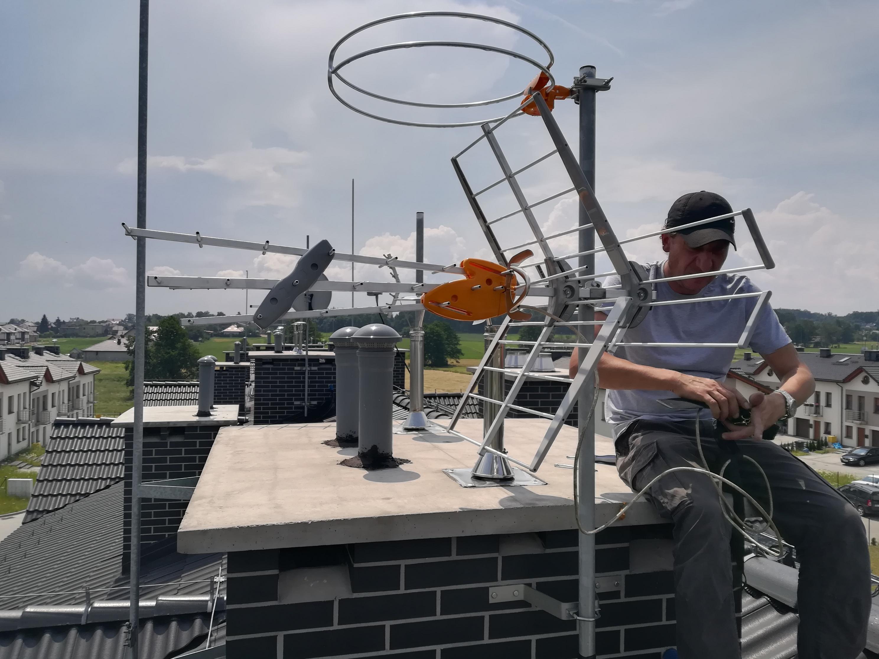 Antena naziemna Televes Katowice