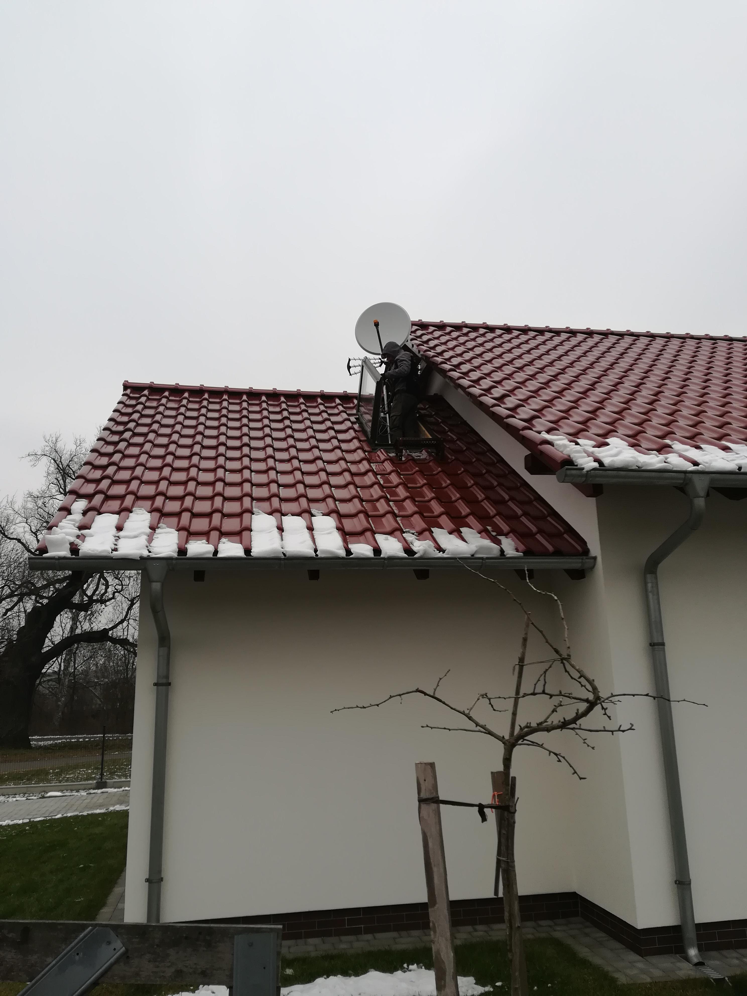 Dwie anteny Rudziniec