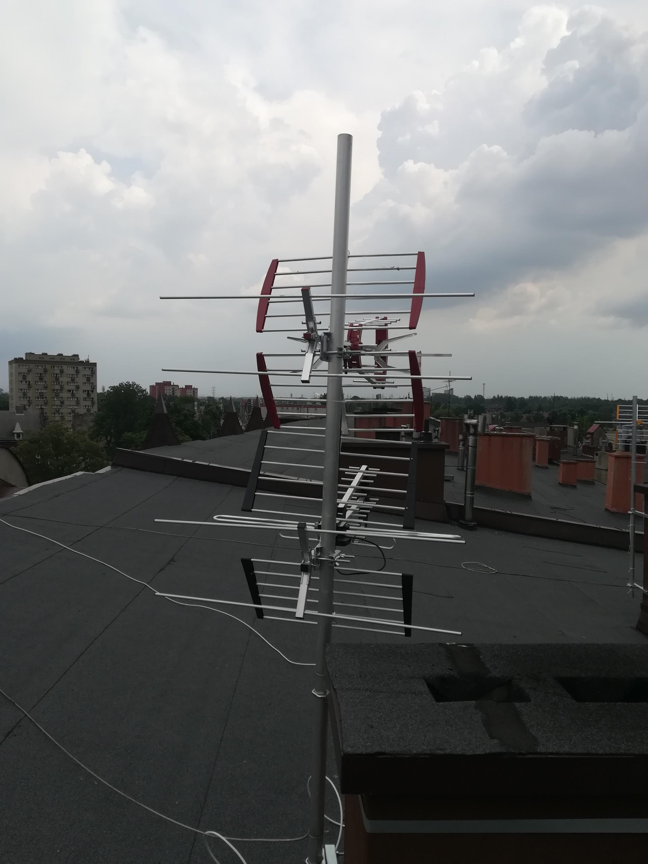 Anteny naziemne Siemianowice Ślaskie