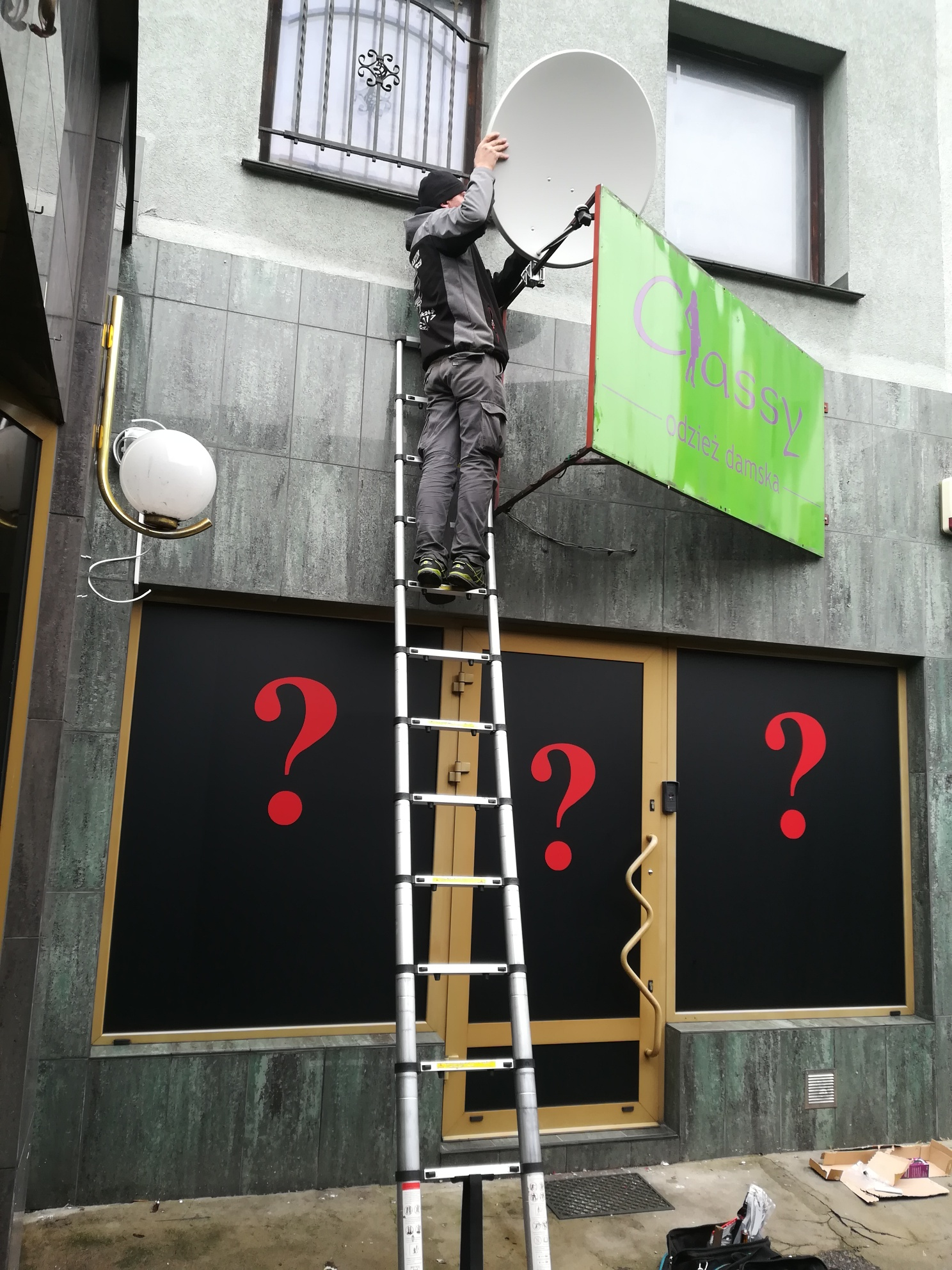 Antena Sosnowiec