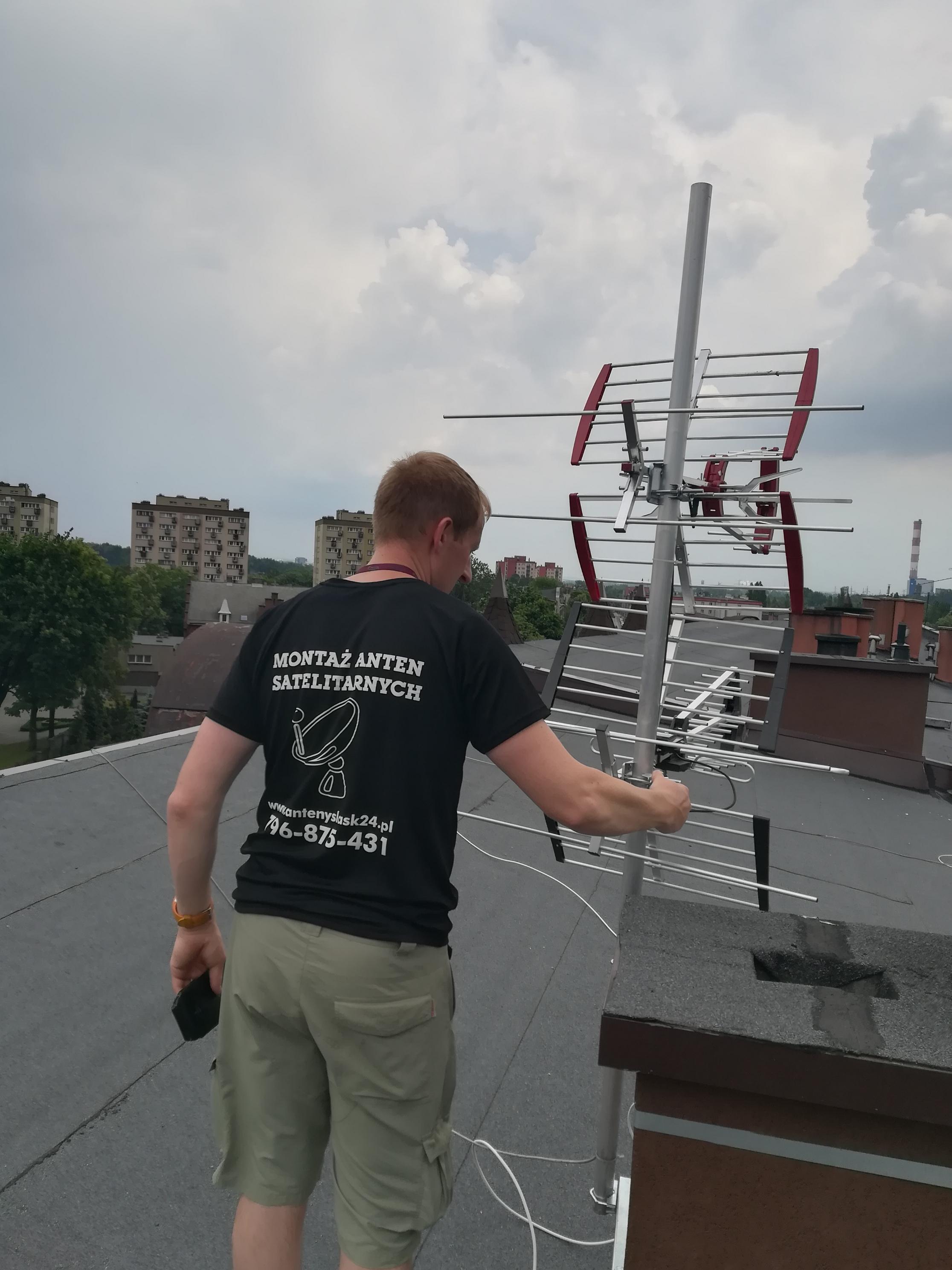 Antena Naziemna Siemianowice Śląskie