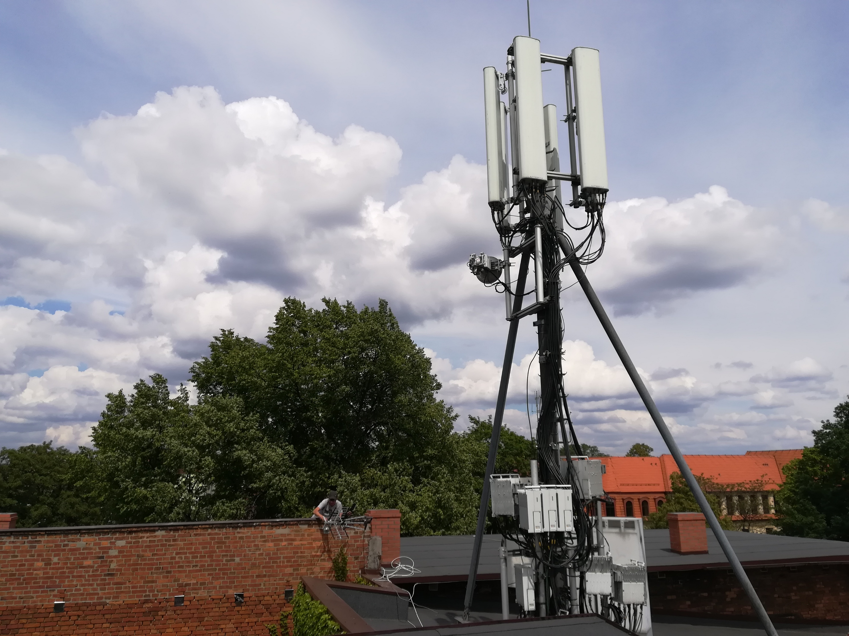 Antena naziemna Tarnowskie Góry