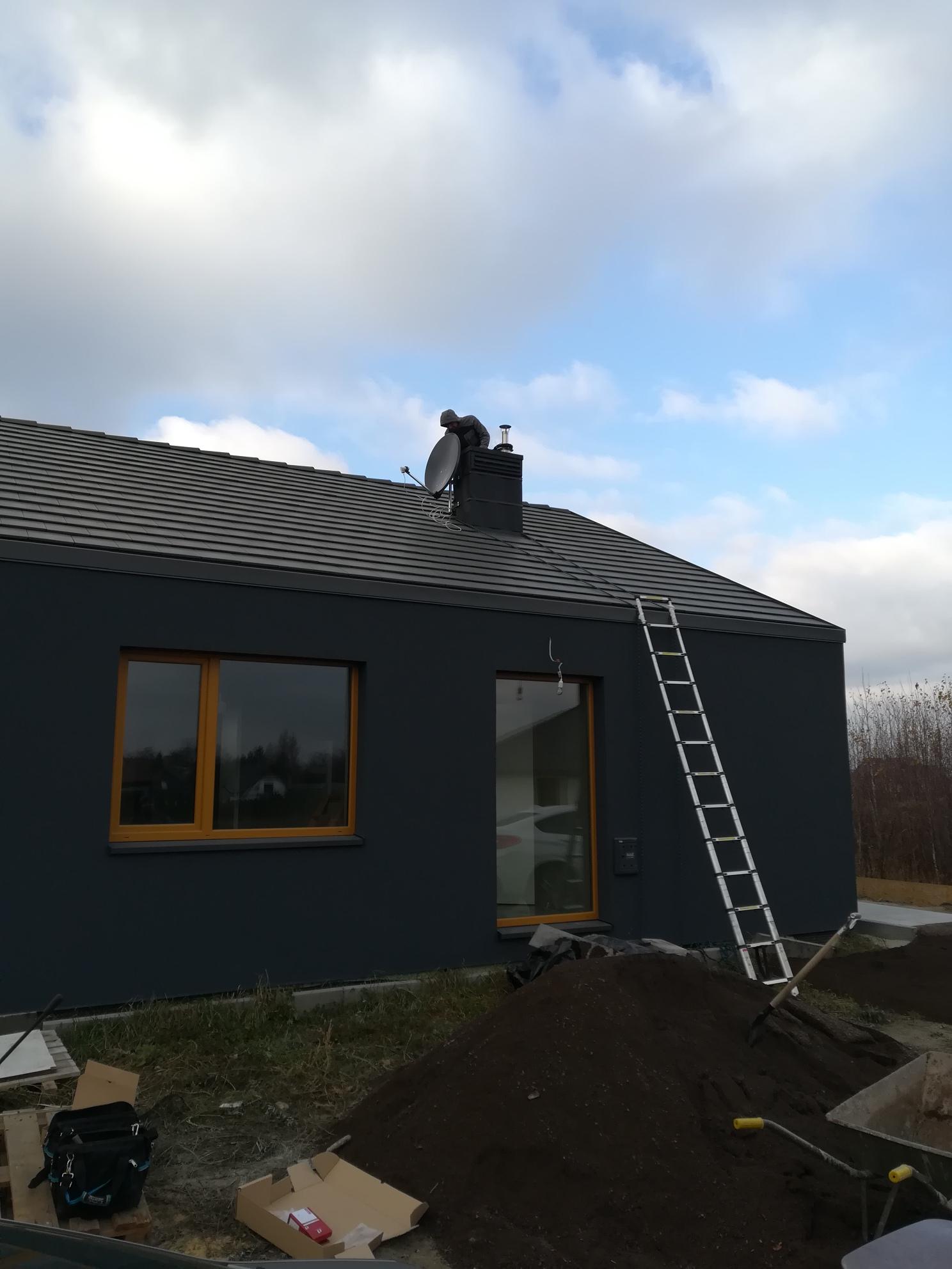 Instalacja anteny Tarnowskie Góry