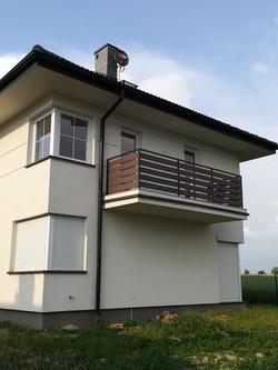 Osiedle domków w Pyskowicach