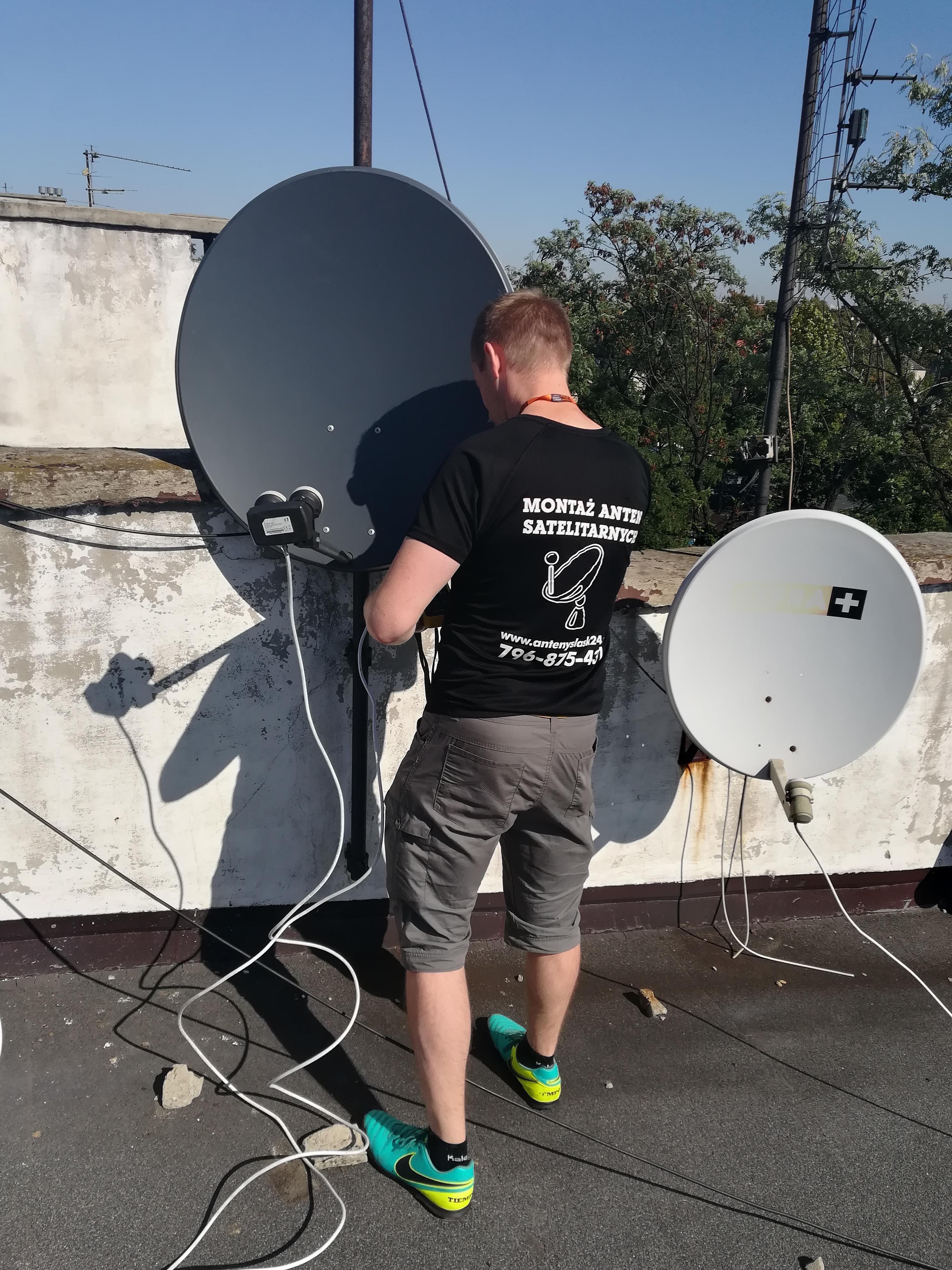 Antena Satelitarna Zabrze
