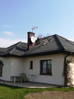 Montaż anteny w Tarnowskich Górach