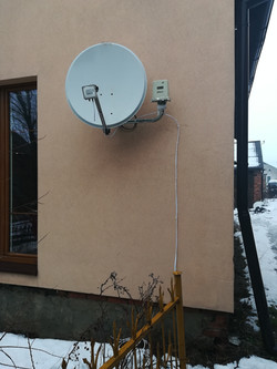 Antena plus internet Poręba
